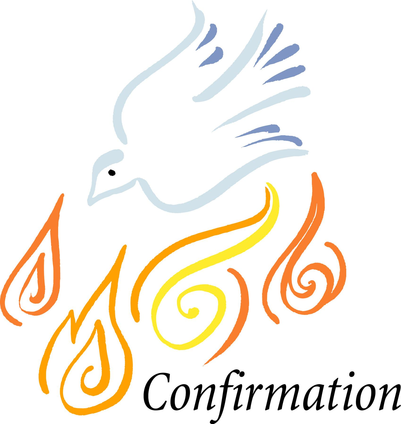 confirmation  dove image